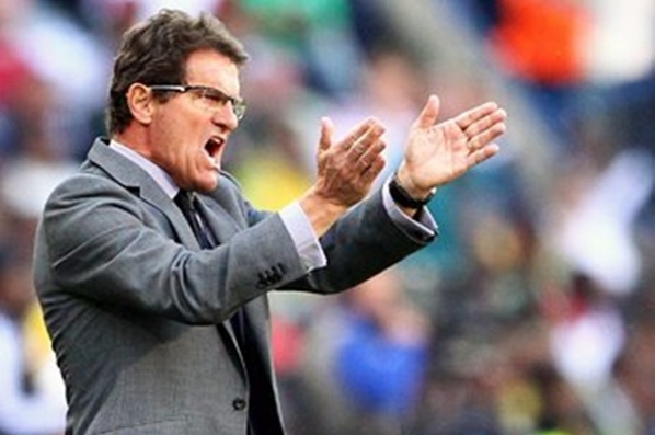 Capello: I am happy and proud, Russia is great country