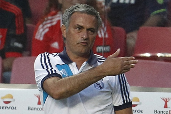 Mourinho: To control Real? So I can not control my own home