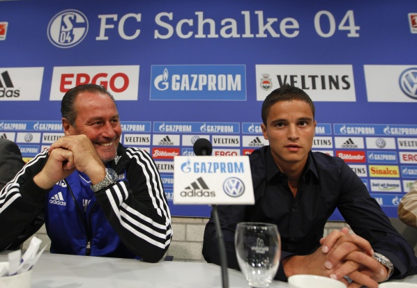 Schalke drew for rent a Dutch national from Barcelona