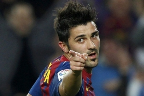 Villa returns to the Spanish national team