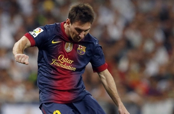 Messi: I have a problem with Villa