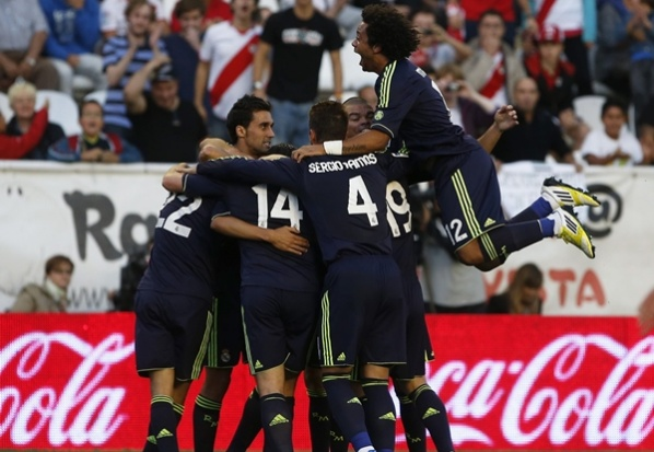 Real Madrid returned to winning ways, defeat Rayo with 2:0