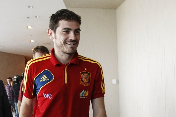 End of the rumors: Casillas and Ronaldo together and happy