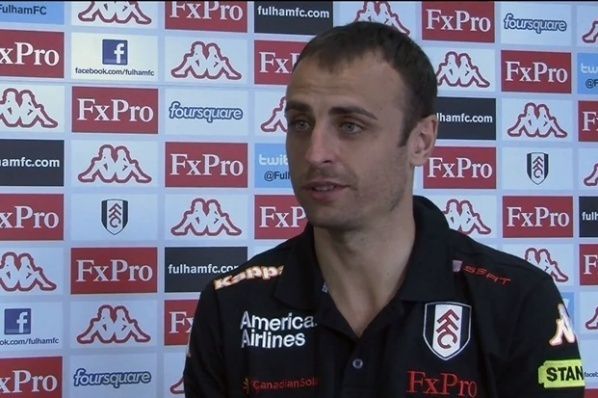 Rodallega: Berbatov is one of the best in many years