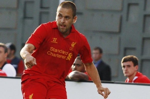Joe Cole: There was disappointment after the match with Stoke