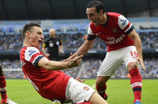 Cazorla: I am at Arsenal to win the Premier League