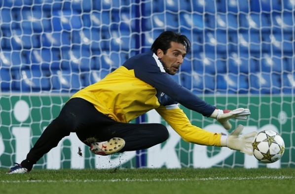 Buffon: Everything in the national team is calm
