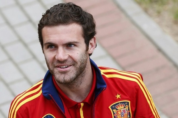 Mata: I'm surprised that I didn't came in the composition of Spain