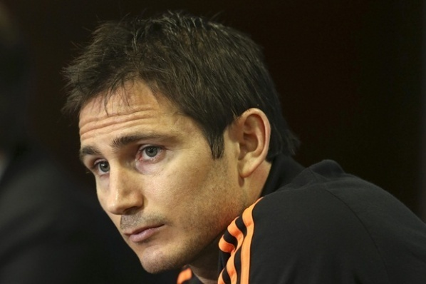 Lampard dropped from England squad