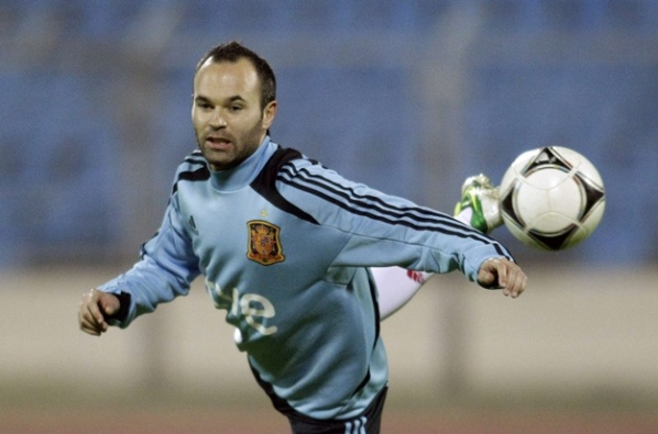 Iniesta: I want to play until the end of my career in Barcelona