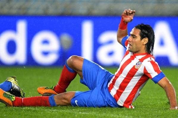 Chelsea takes out 60 million euros for Falcao