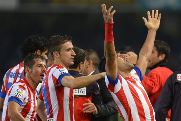 Atletico Madrid with new record - 16 consecutive victories in Europe