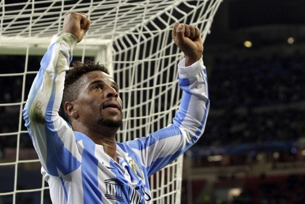 Eliseu after the goal against AC Milan: In Malaga I played in the second division, and now I scored at the San Siro