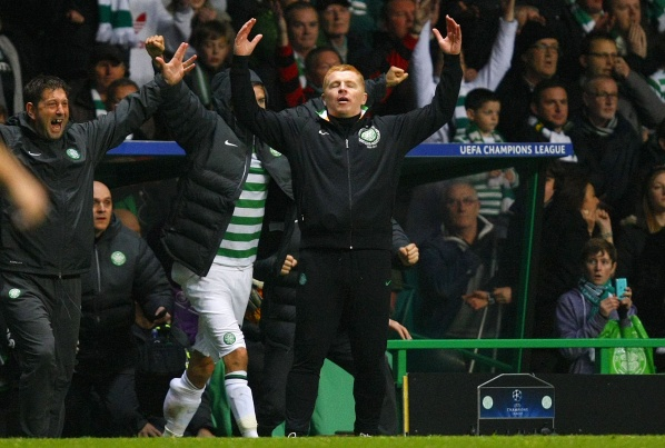 Neil Lennon: The victory over Barcelona will remain in the history books