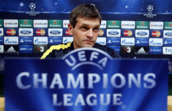 Tito Vilanova: It is better to lose in the group stage