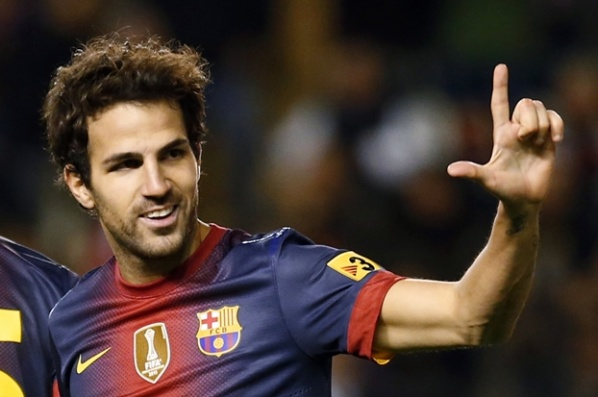 Fabregas: Barcelona should follow the same line of development