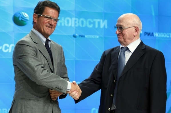 Fabio Capello: I wanted the 16 years old Messi at Juventus