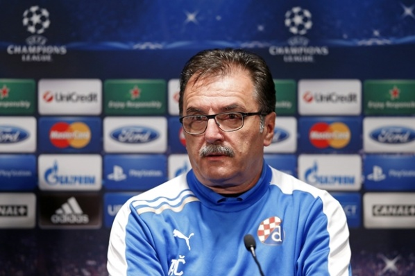 Dinamo Zagreb kicked out Ante Cacic