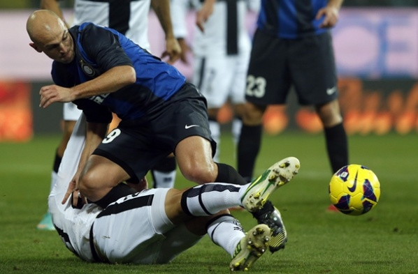 Cambiasso: It is sad but Parma deserved their victory
