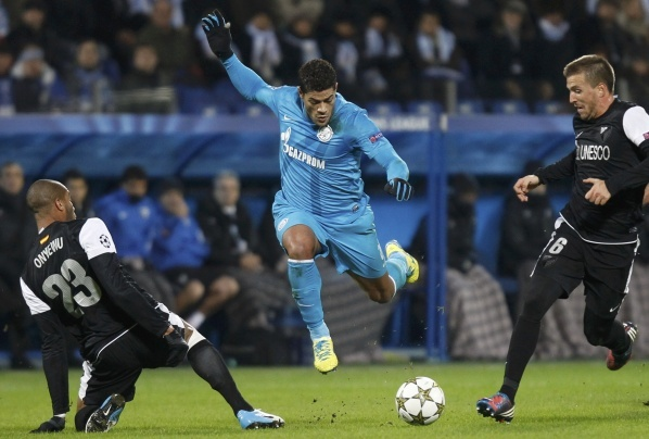 Hulk apologize to Luciano Spalletti, he has no intention to leave