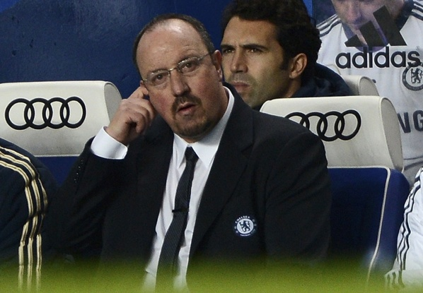 "Benitez expects ""call up"" from Real Madrid"