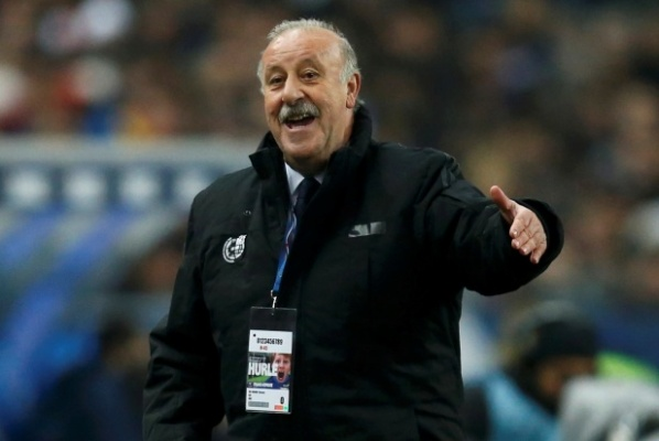 Del Bosque: What matters are the three points and the top spot