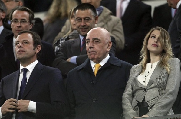 Barbra Berlusconi: We are pleased with the work of Allegri
