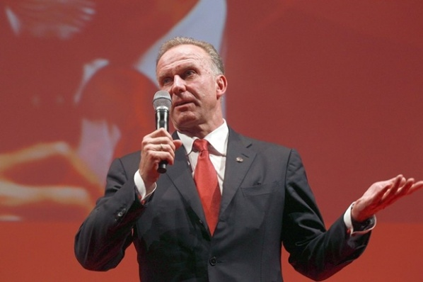 Rummenigge: Barcelona is the best team in Europe