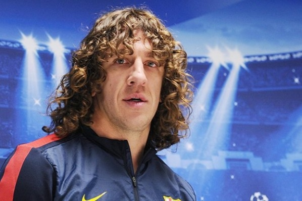 Barca raises Puyol for the visit of Bayern