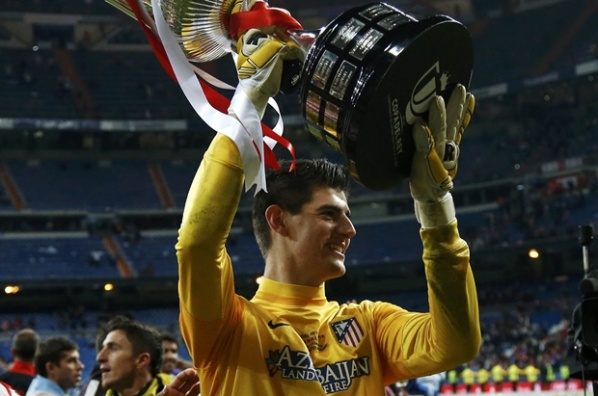 Chelsea wants from Atletico 1 million for new rental of Courtois