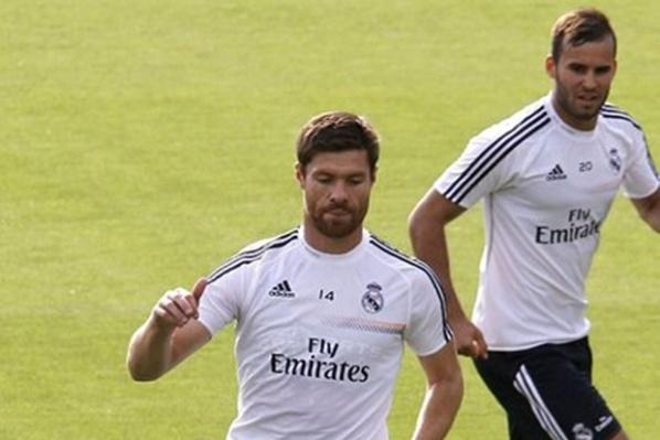 Bad news for Real Madrid - Xabi Alonso broke the bone of the foot