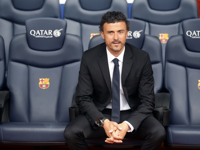 Luis Enrique: We begin to create the new Barcelona
