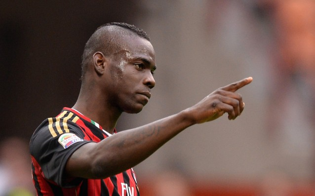 Balotelli described as `a mistake` his stay in Milan