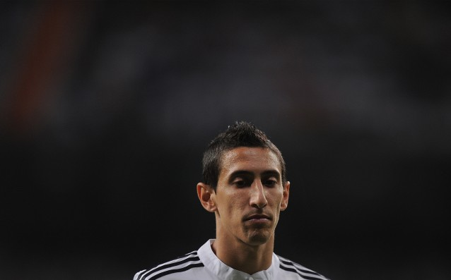 Di Maria agreed with United for 200,000 per week