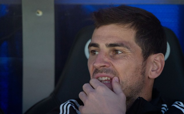 Del Bosque: It is impossible to pull out Casillas because of one mistake