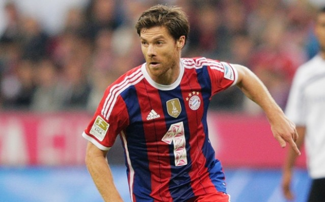 From Bayern bombarded Xabi Alonso  with praise