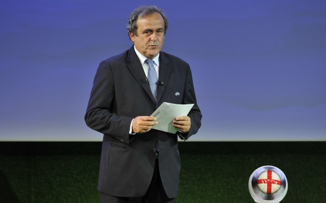 Platini: Ballon d'Or should be won by a German