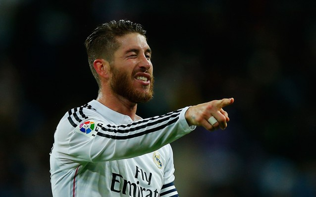 Sergio Ramos has 50 goals for Real Madrid