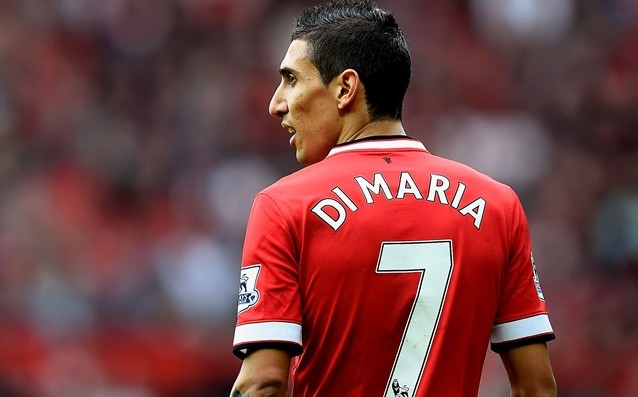 The wife of Di Maria: Angel is absolutely happy at United