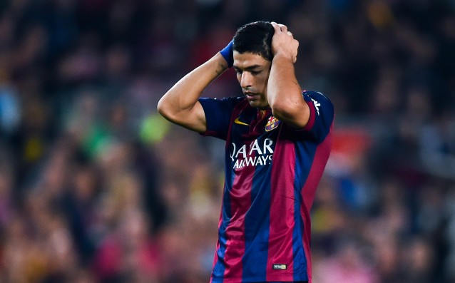 Suarez: I still can not believe that I'm playing for Barca