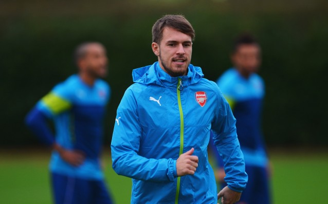 Aaron Ramsey: It's time to reverse our season