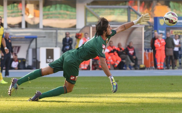 Milan tries to attract Mattia Perin