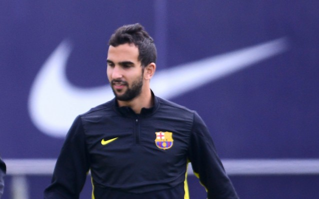 In Barca decide the future of Montoya