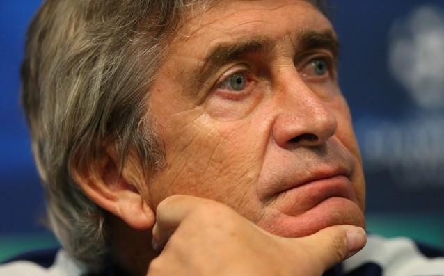 Pellegrini denied the rumors of Messi in Manchester City