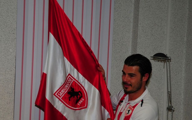 Galin Ivanov is oficially a player of Samsunspor now