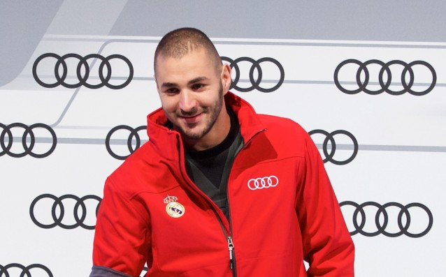Benzema was again on trial for speeding