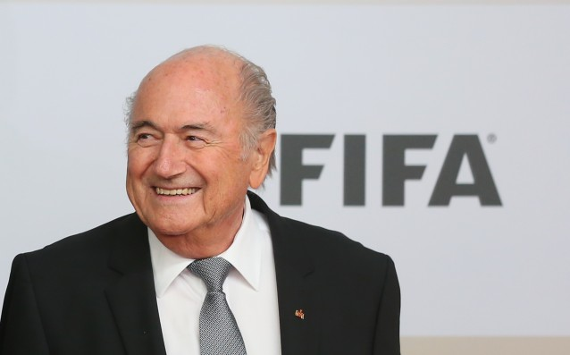 Blatter to the Iranian authorities: Let the women in the stadiums