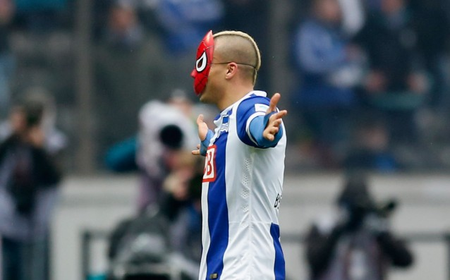 A player of Hertha made a great gesture to a struggling with cancer boy