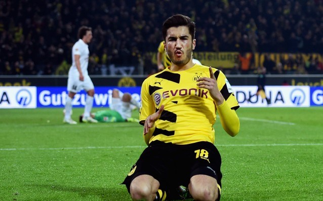 Sahin refused to Arsenal because of his belief in Borussia