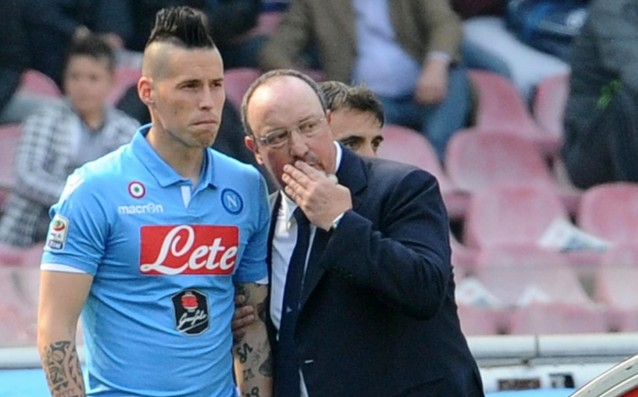 Napoli did not betray the isolation and after the success achieved